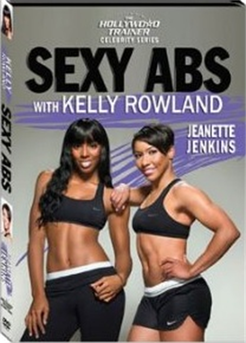 SEXY ABS with KELLY ROWLAND